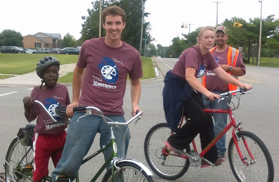Our first Bike-a-Thon!