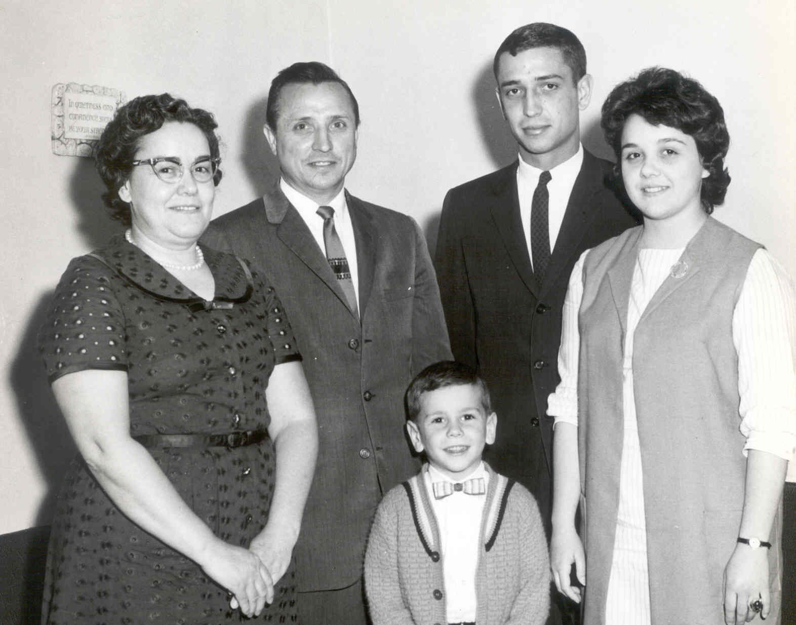 The Francis Family