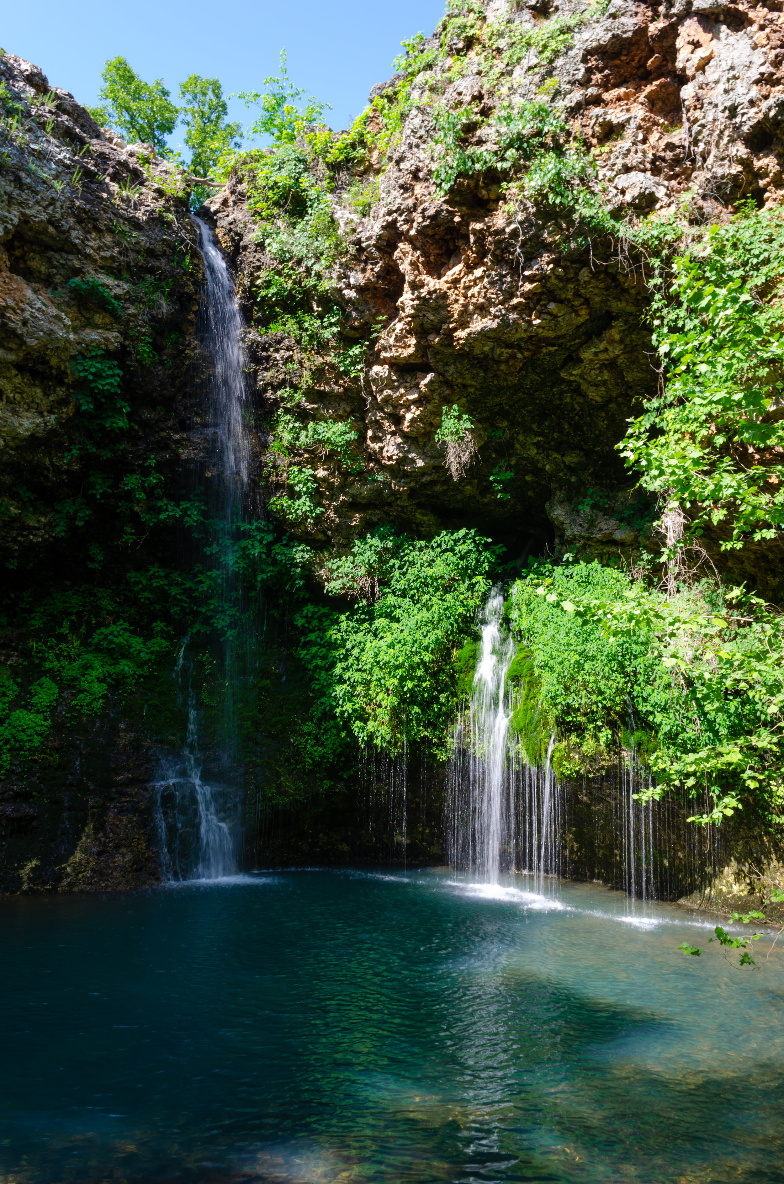 Dripping Springs (Natural Falls State Park) — Siloam ...