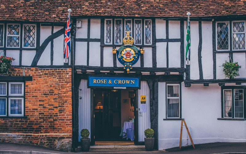 The Legacy Rose and Crown Hotel