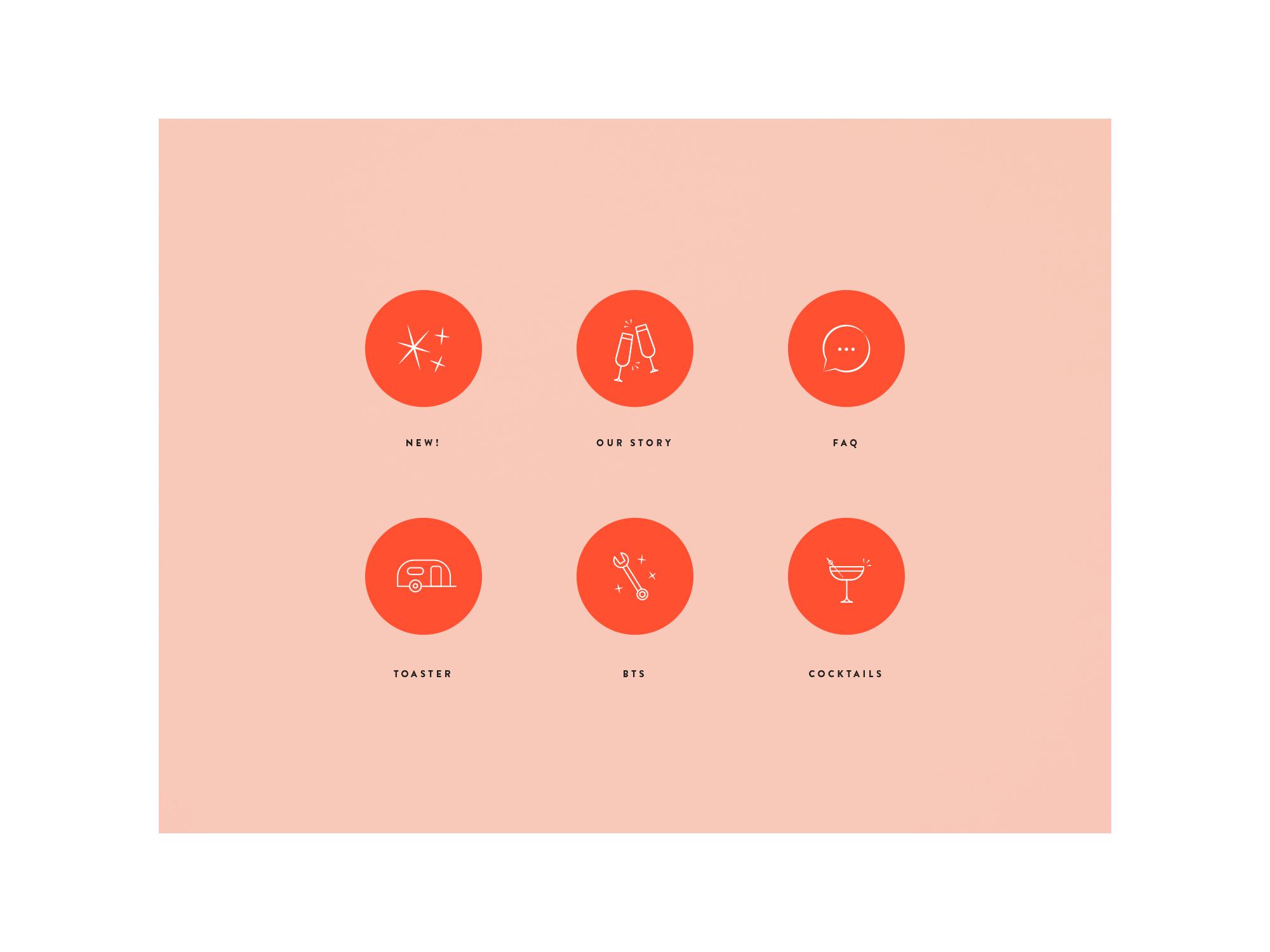 TOASTWORTHY (4/4)   Freelance   WORK   Brand Expansion Icon Design Content Organization  —
