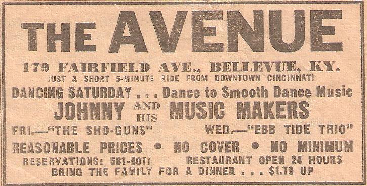 Avenue Promo