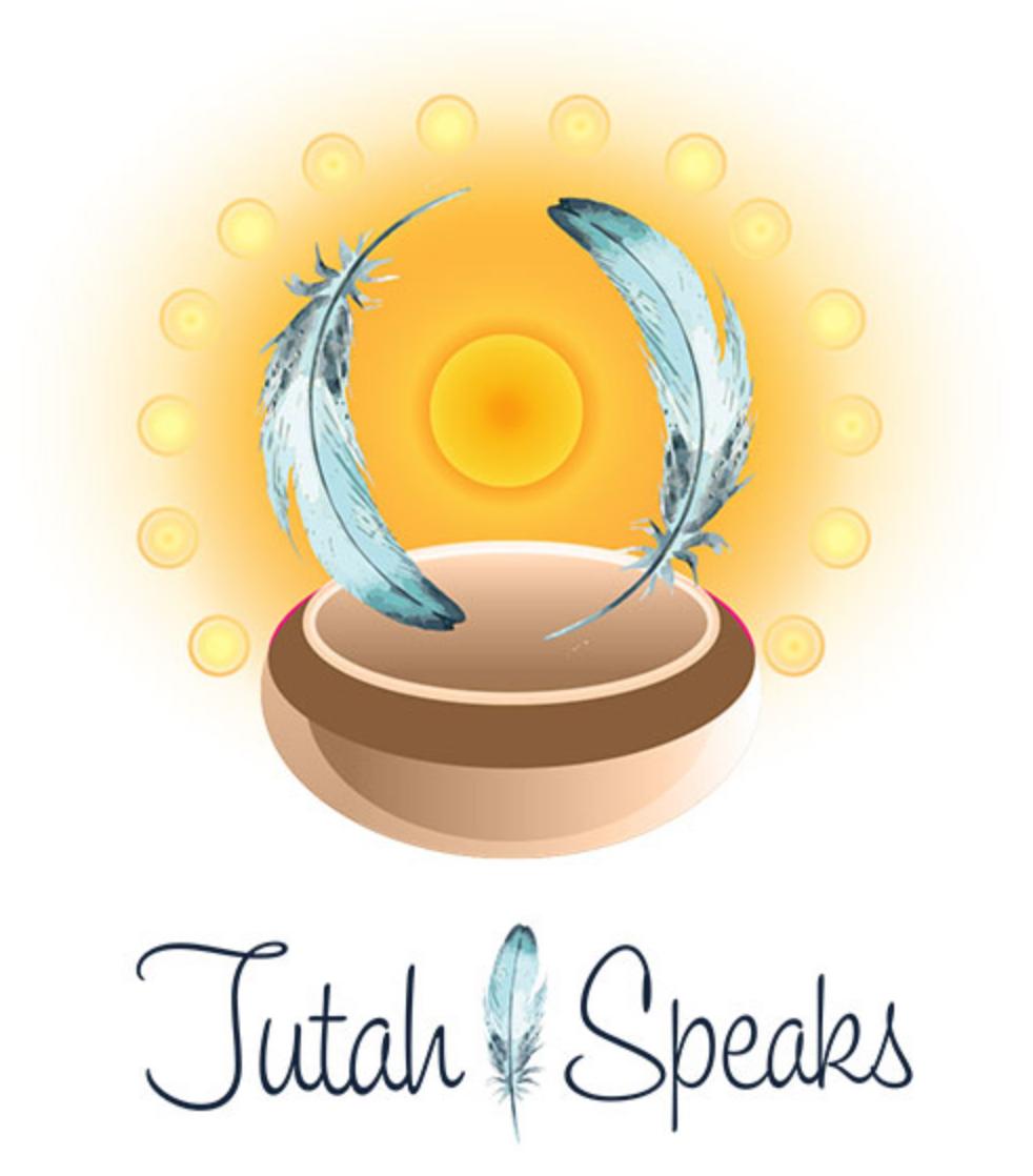 tutah-speaks-magical-logo-design