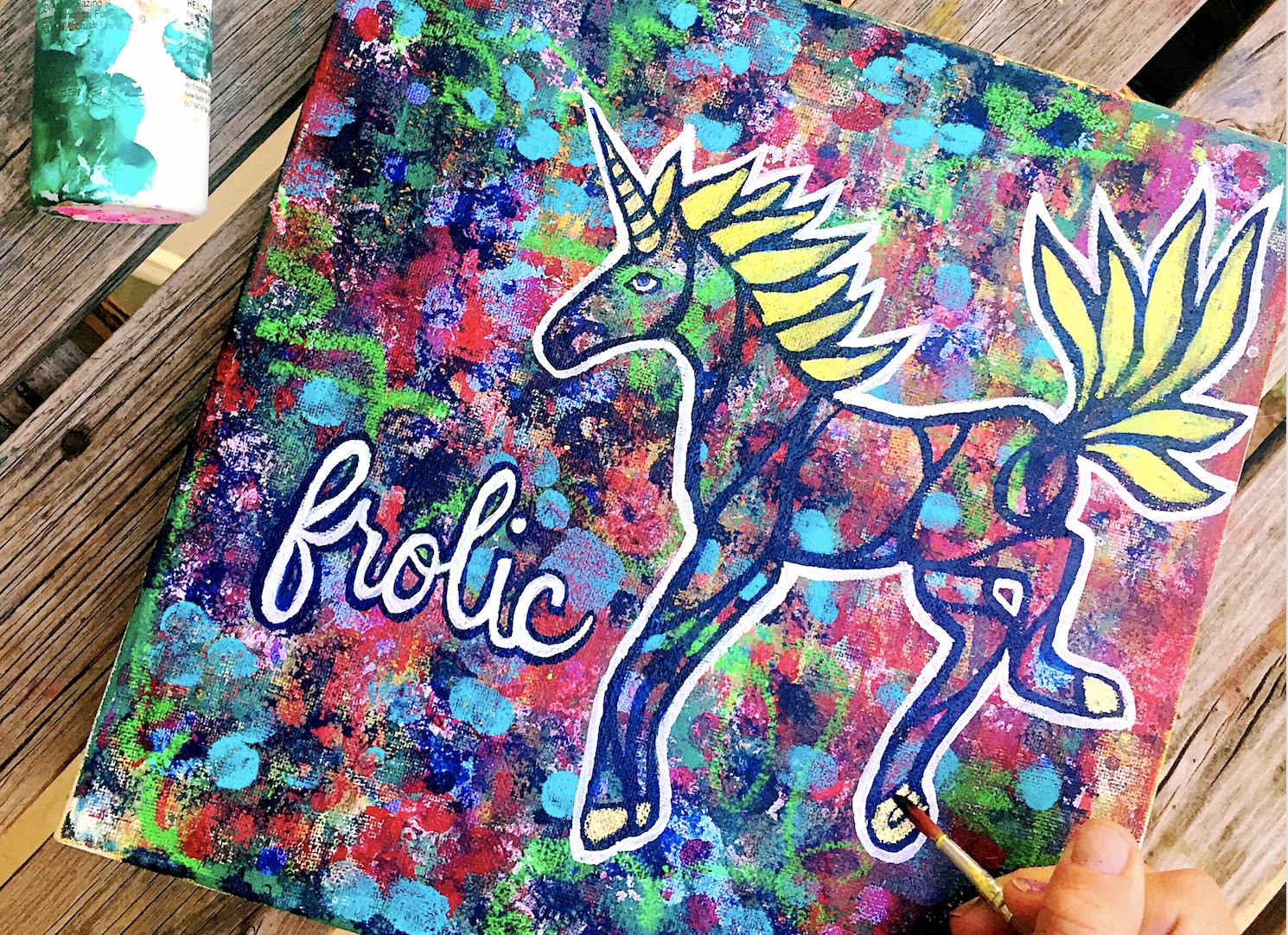 mixed-media-unicorn-artwork