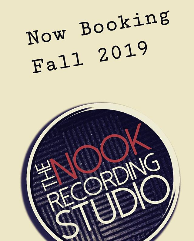 Booking Fall And Winter 2019  Sessions, Mixes, Masters,  Bring Em On!  #recordingstudio #mixing #mastering #inthestudio #inthebooth #controlroom #kush #happybirthday #summer #fall #winter #nowbooking #gearporn
