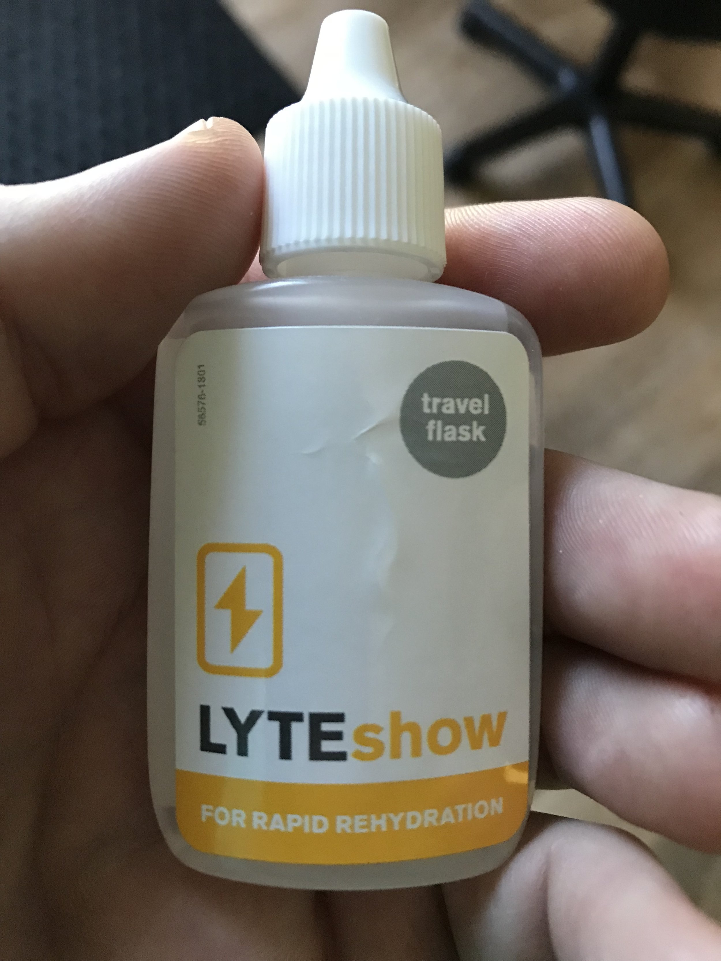 "LYTEshow Electrolytes are a must to avoid the ""Keto-Flu"""