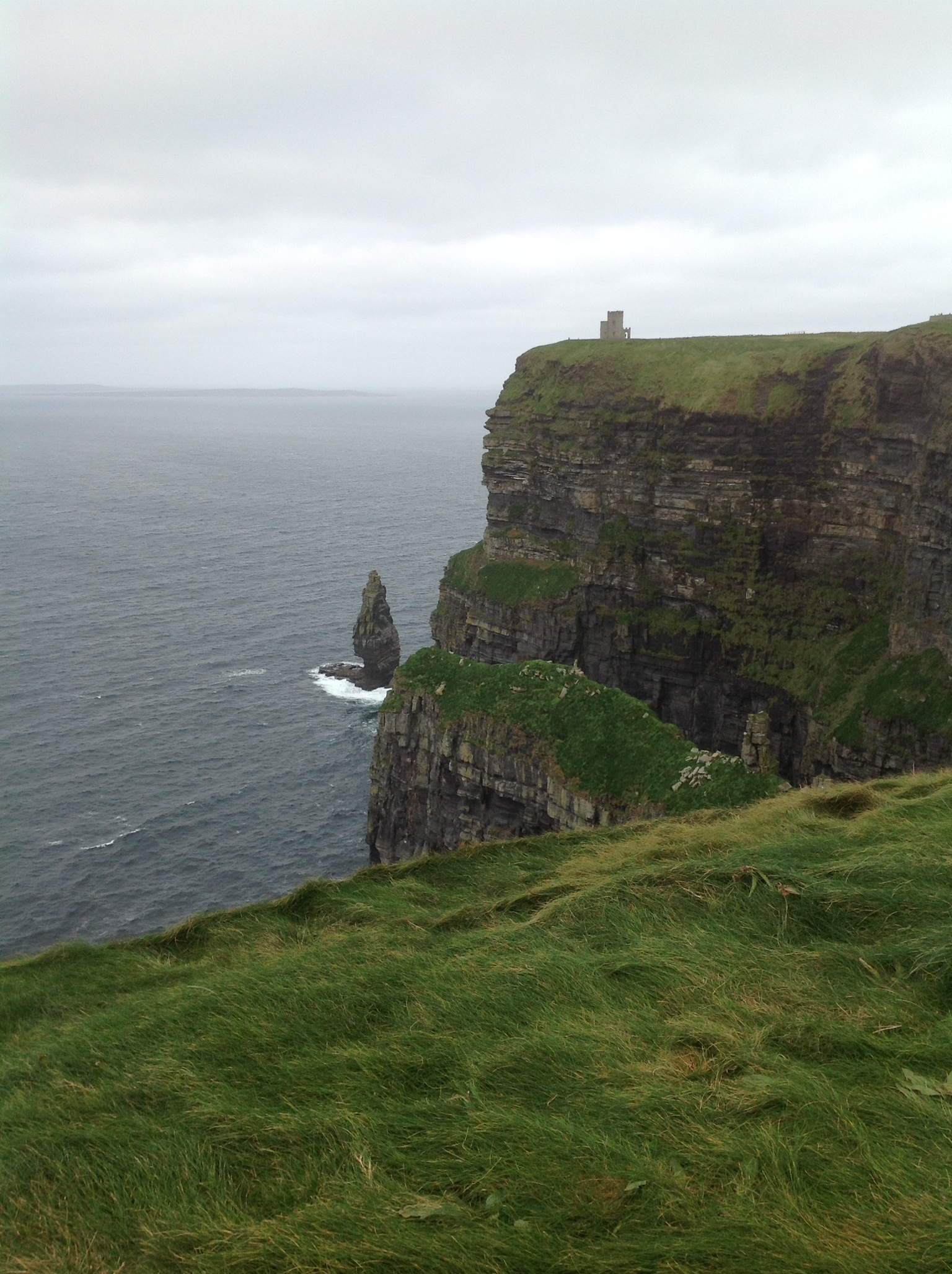 Cliffs of Moher, Ireland. 2012.