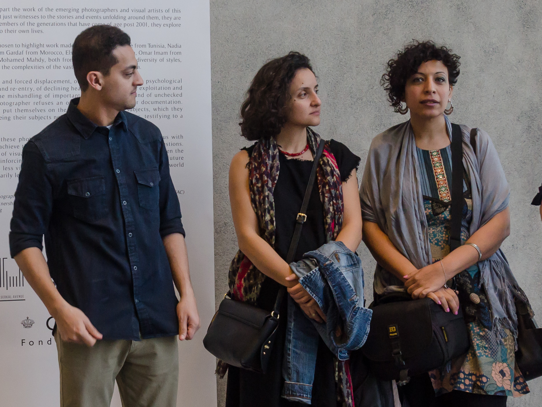 Three Arab photographers at forefront. - GPP Photo Week's guided walk-through