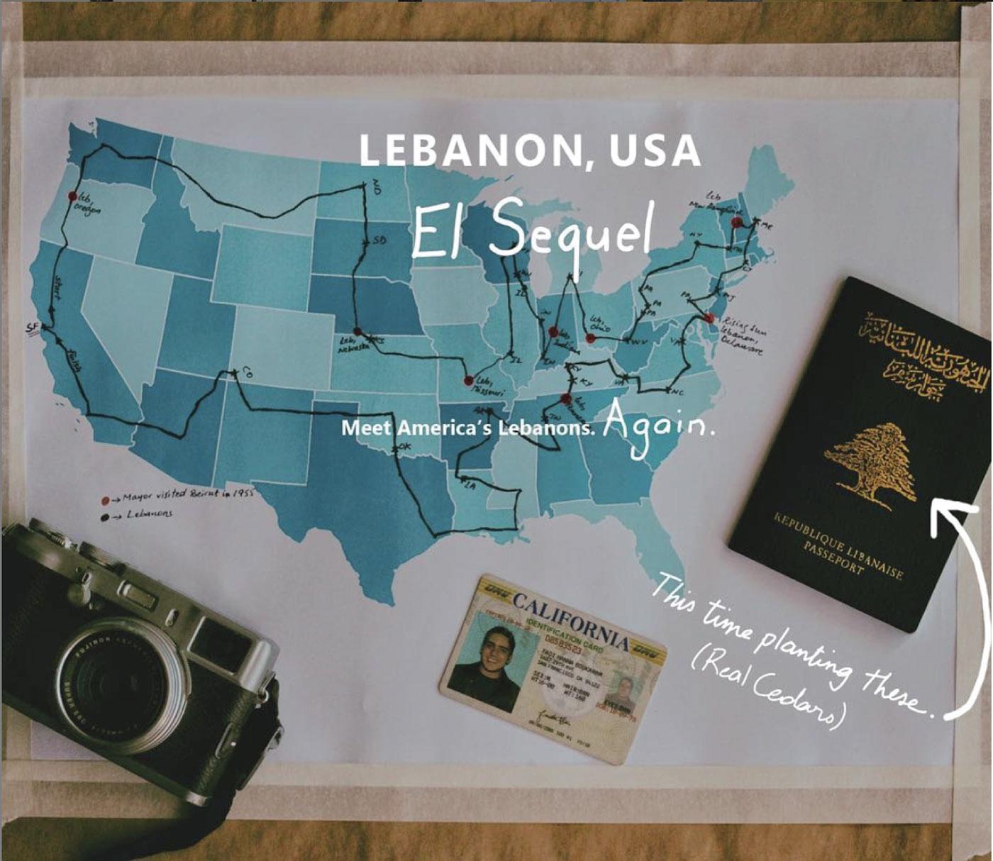 Lebanon, USA: The Sequel - A talk by Lebanese photographer Fadi Boukaram on February 20
