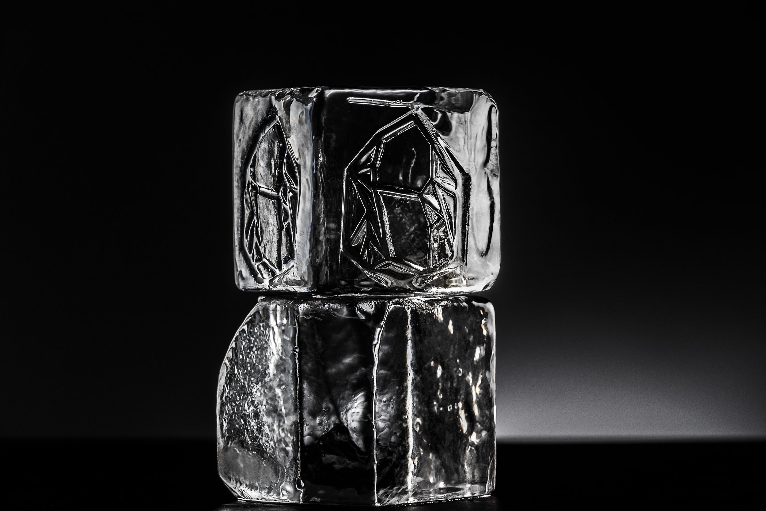 ORDER HERE Branded Ice pieces