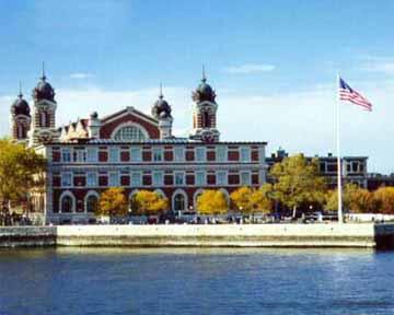 Ellis Island - The Peopling of America