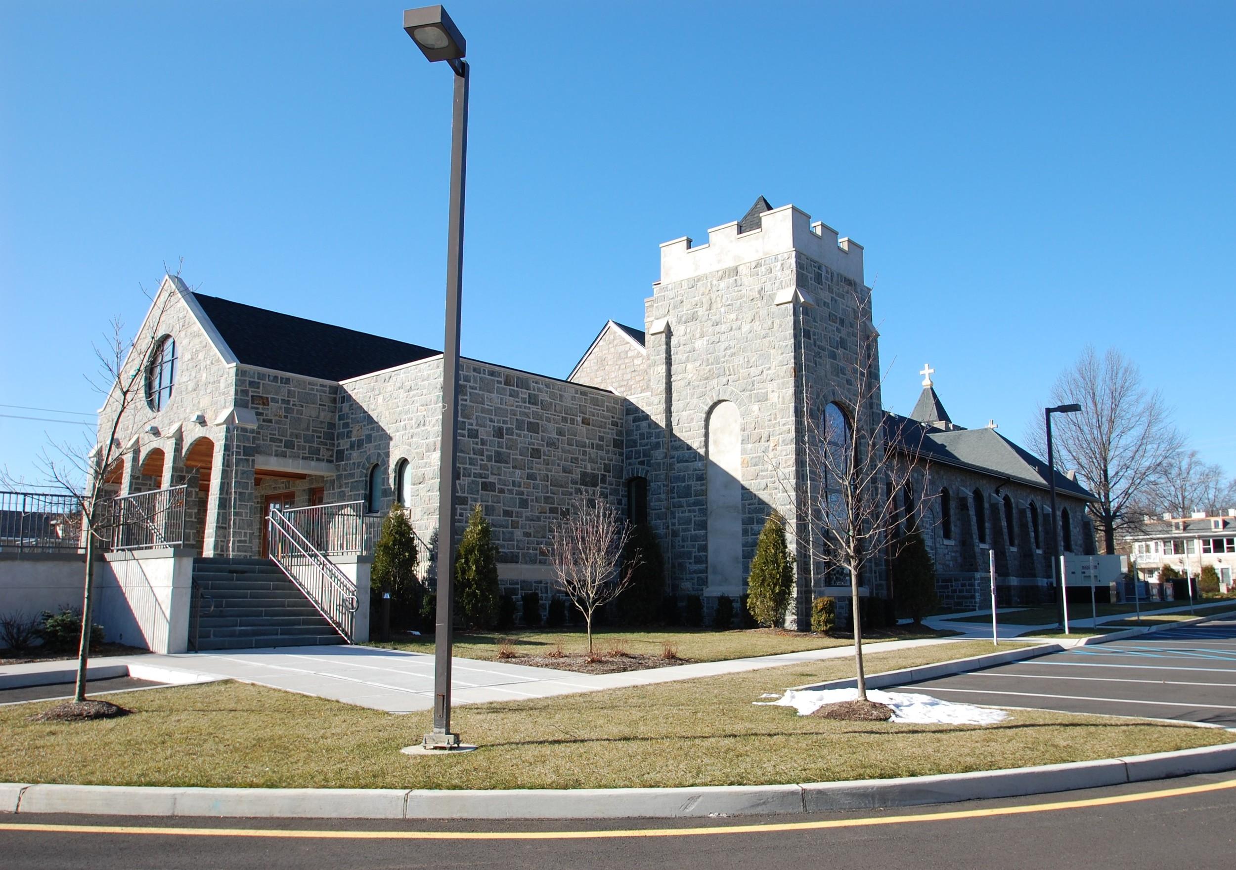 Church of St. Denis