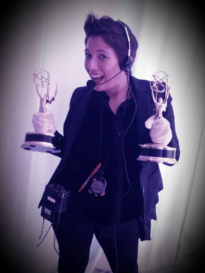 Stage Manager- Midwest Emmy's, WYCC-TV