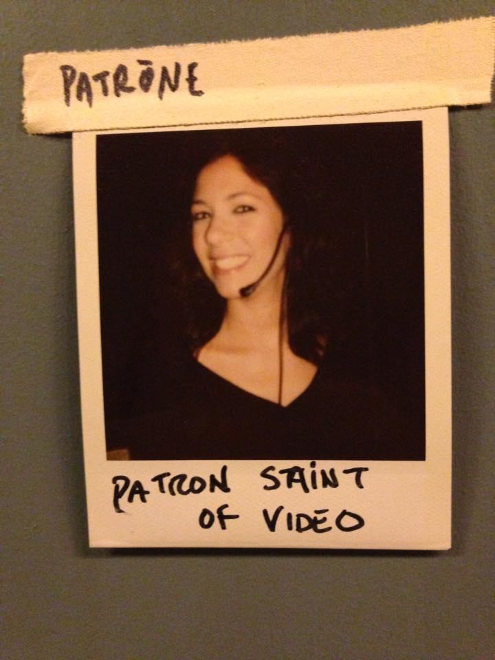Patron Saint of Video