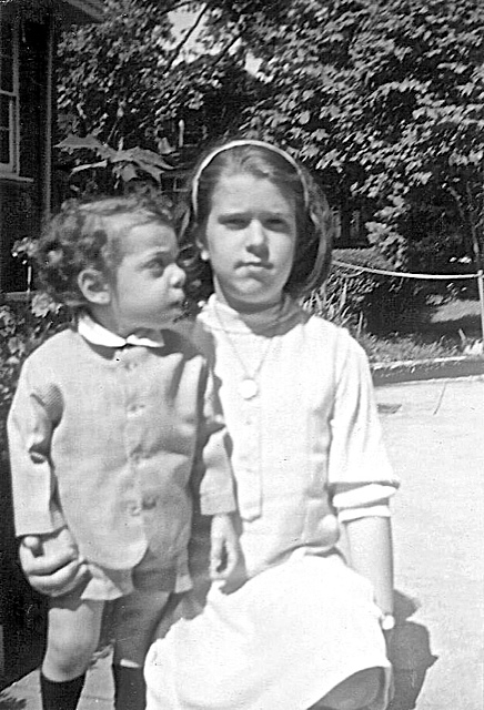 Cousins, Bay Ridge Brooklyn - 1965
