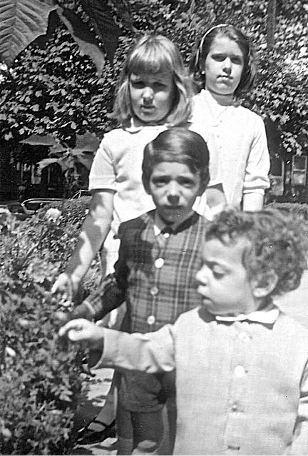 Grandpa's Tomato's - My earliest food memories. Brooklyn NY - 1969