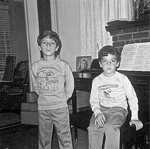 Me + My Brother Eugene, 1969