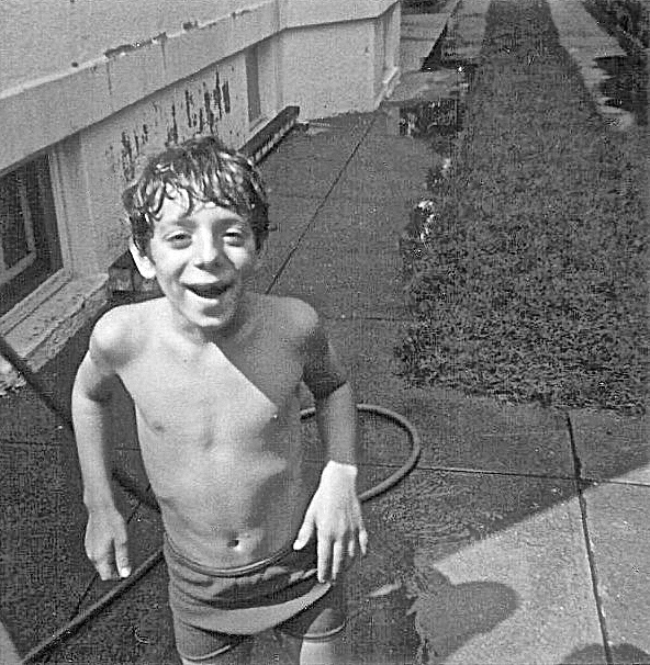 Cooling Down, Brooklyn New York - 1968