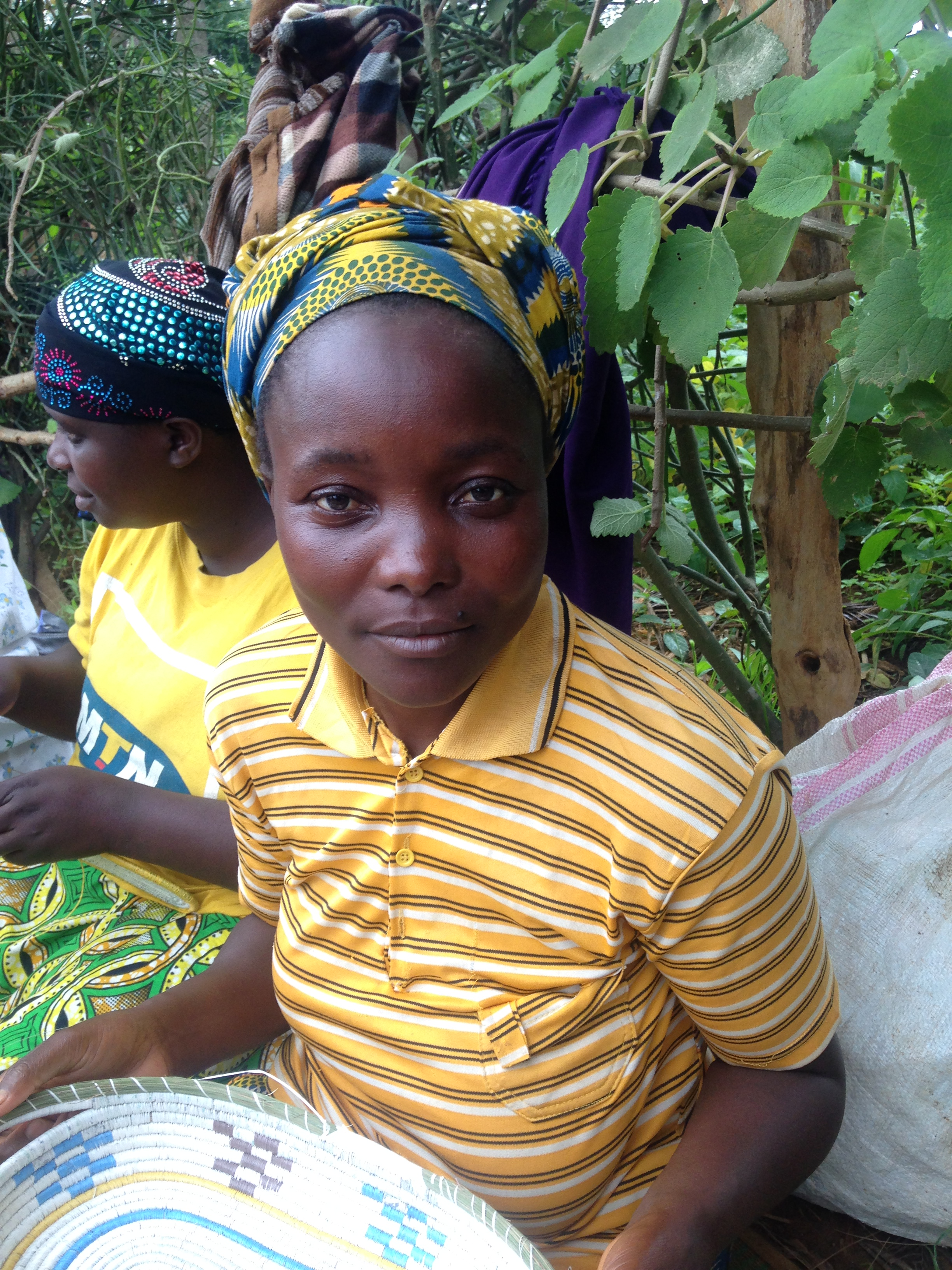 Beatrice - Sew Into Her Future - Hands Producing Hope