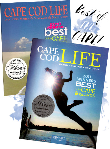 Cape Cod Life Magazine The Best of Cape Awards