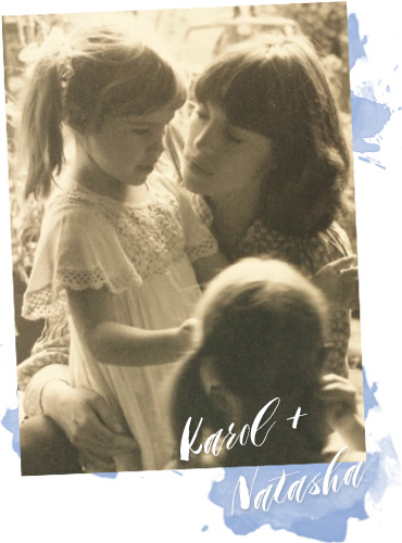 photo ofKarol Richardson and her daughterNatasha