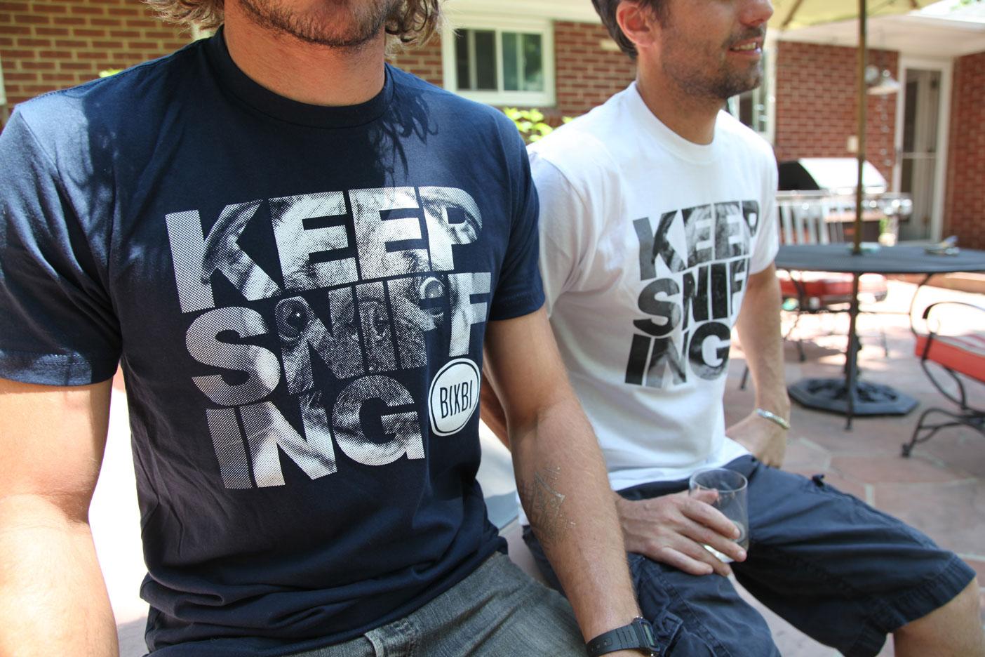 BIXBI Pet T-Shirt Design & Screen Printing