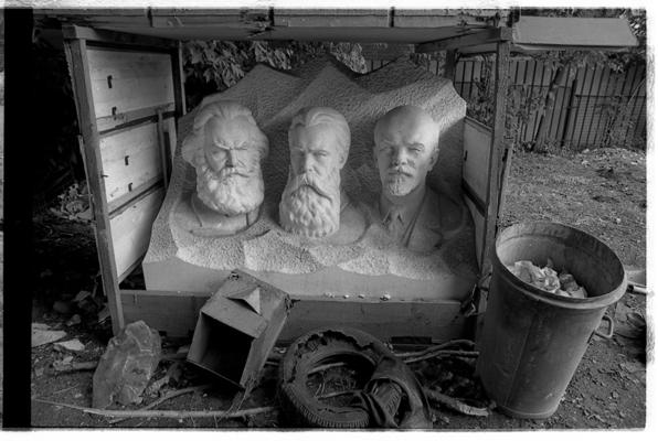 Marx, Engels y Lenin