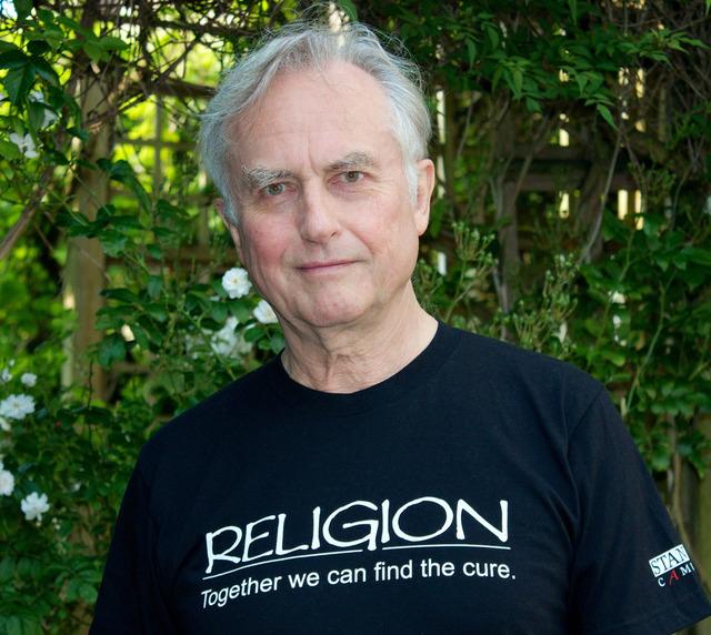 """El teólogo y zoólogo Richard Dawkins constituye un ejemplo de """"ateo militante"""", antiteísta"""