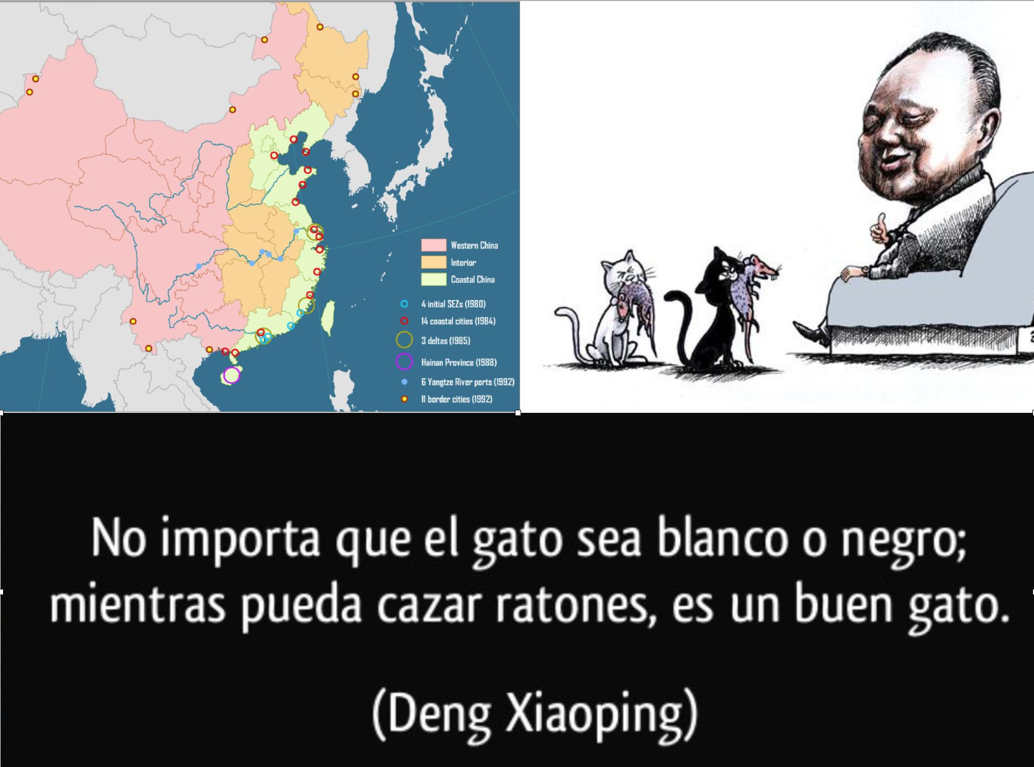 Pragmatismo de Deng Xiaoping