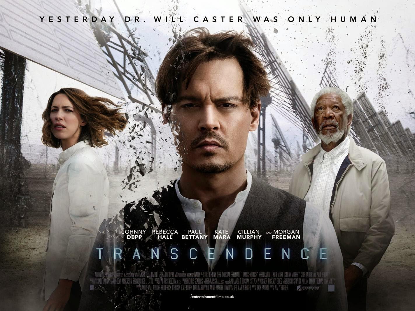 La película aborda la temática de la inmortalidad transhumanista
