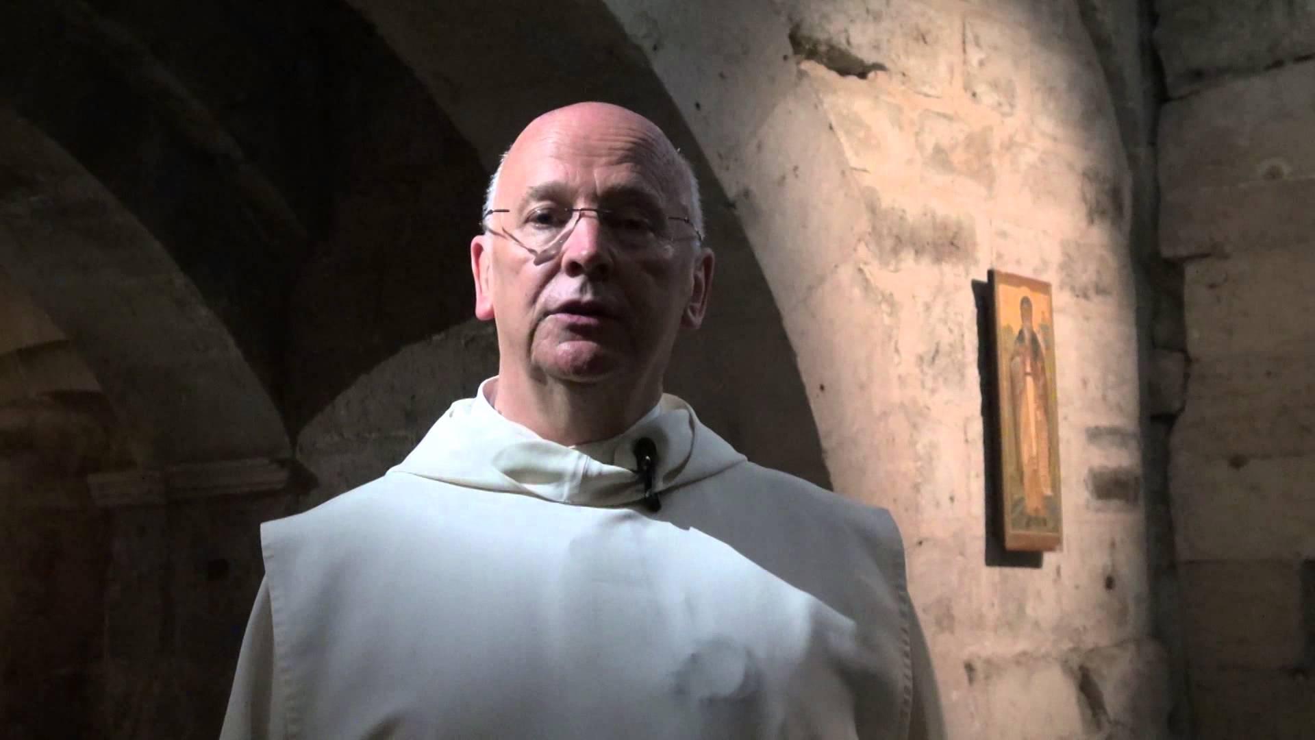 Laurence Freeman O.S.B, Director del World Community for Christian Meditation