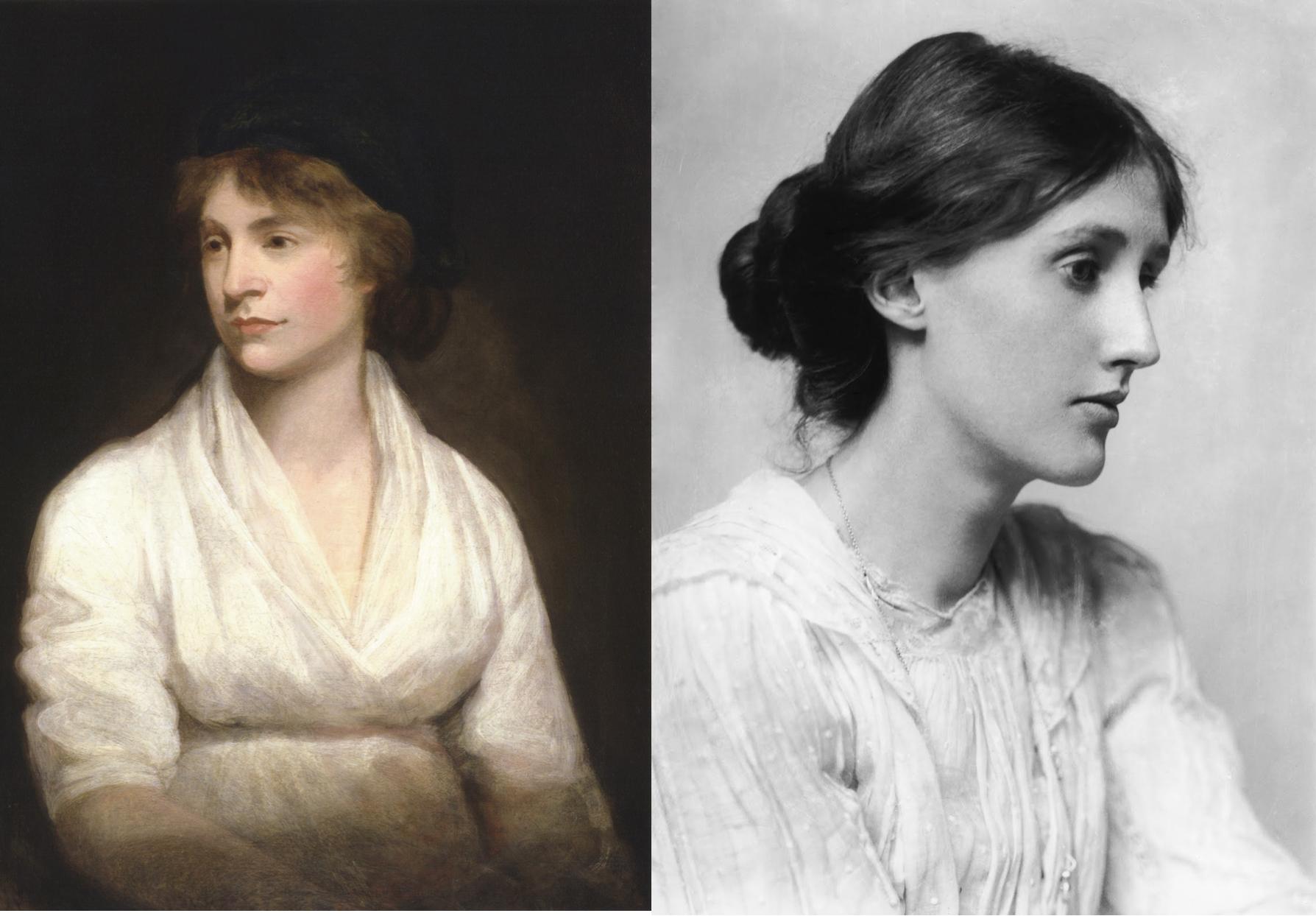 Wollstonecraft y Woolf