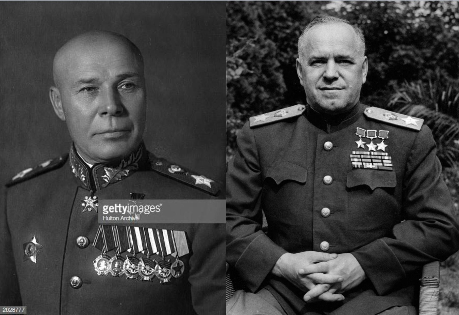 Timoshenko y Zhukov