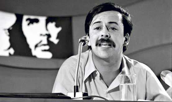 Miguel Enríquez, dirigente del MIR