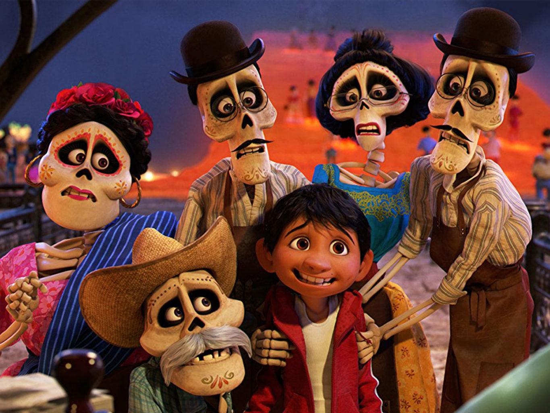 """""""Coco"""" y la concepción de la muerte en la cultura mexicana"""