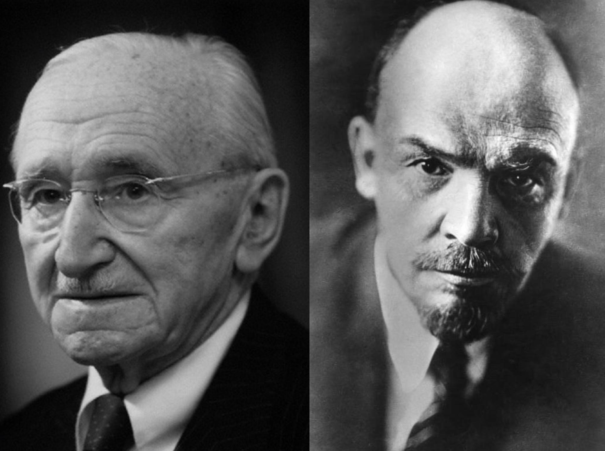 Hayek y Lenin