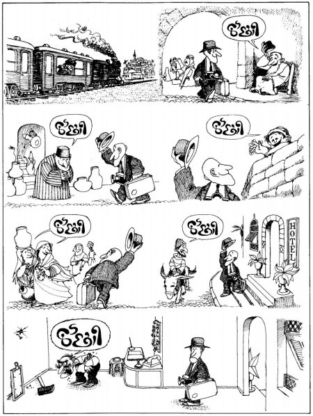 Caricatura de Kino