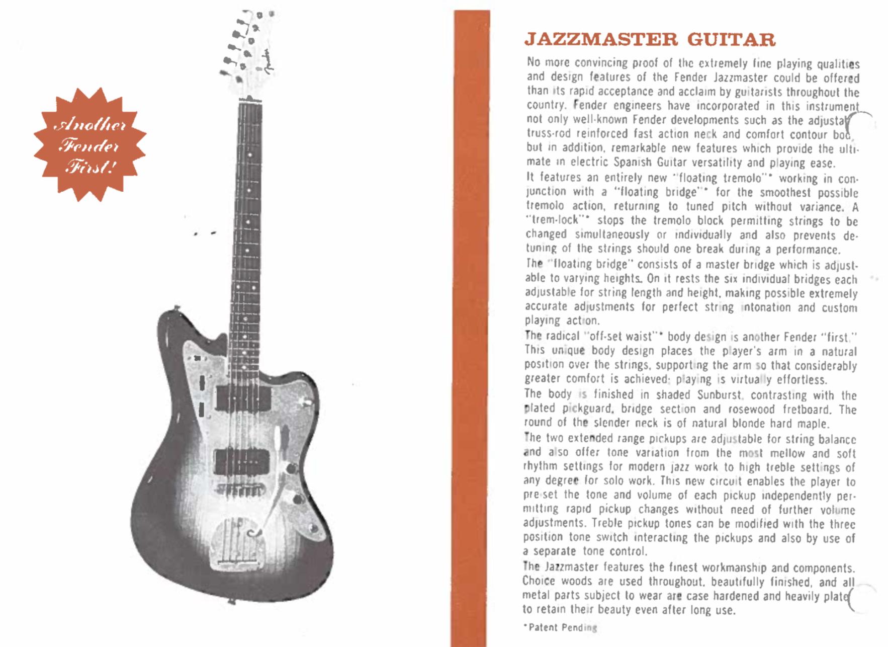 Catálogo de 1958