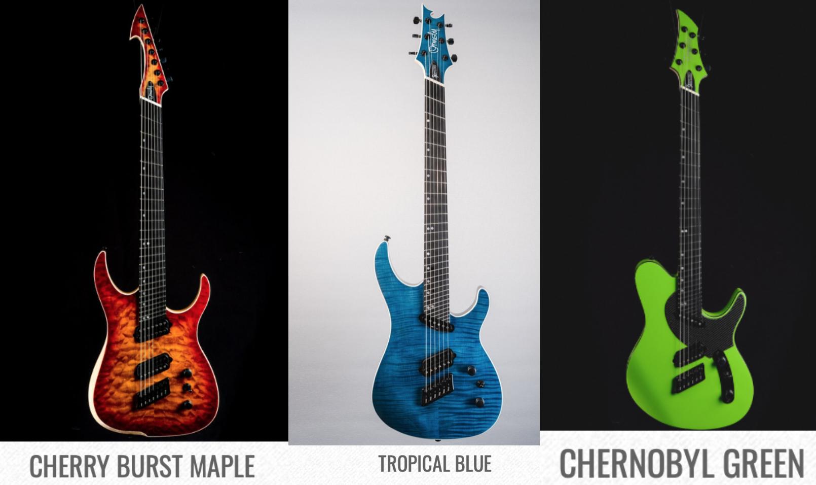 Algunos modelos GTR: Hype, SX y TX