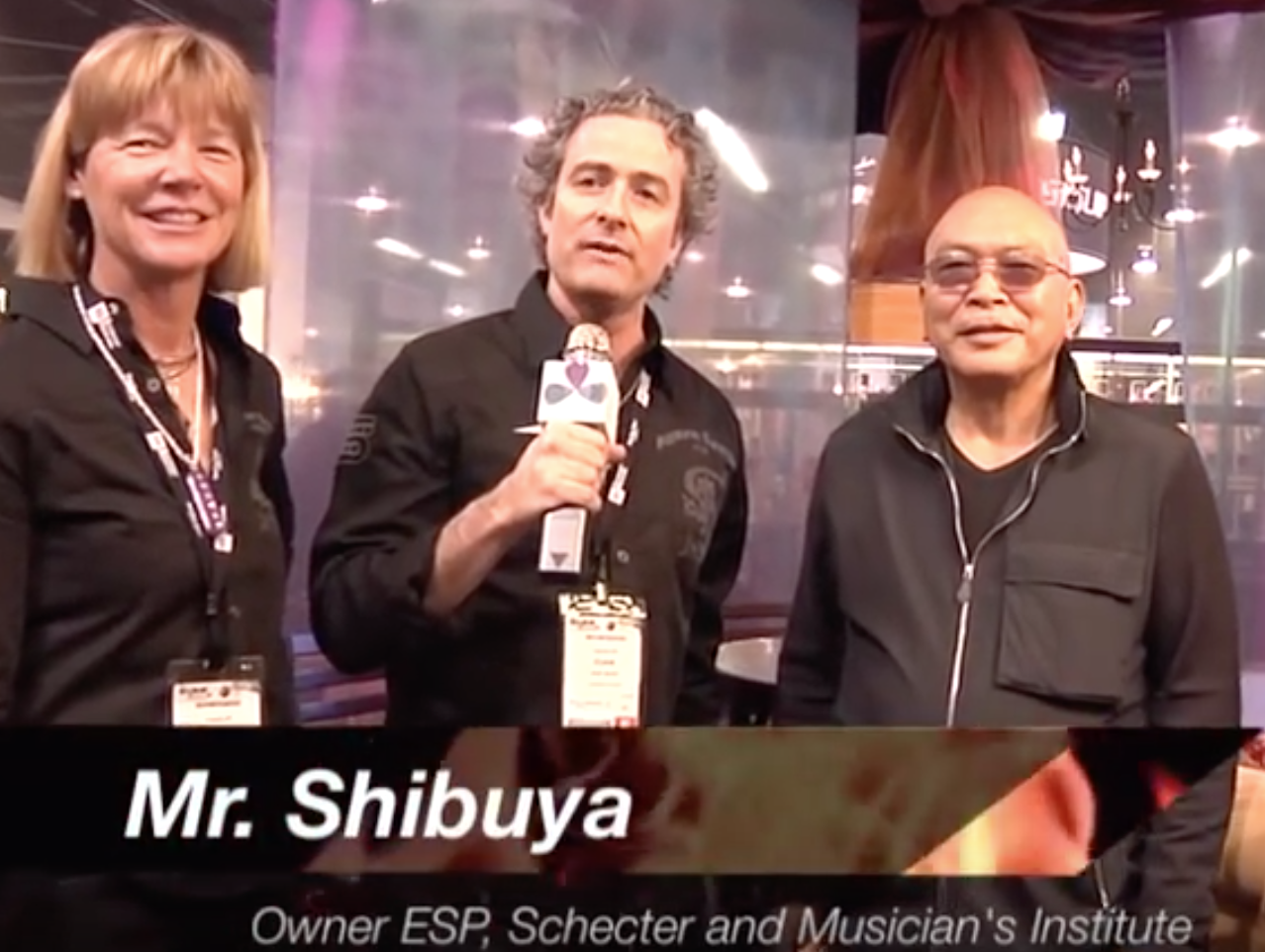 Hisatake Shibuya entrevistado en el 2011 por Evan Skopp, Presidente Inside Track International (link del video: https://www.youtube.com/watch?v=lQ3aAdC3l5M)