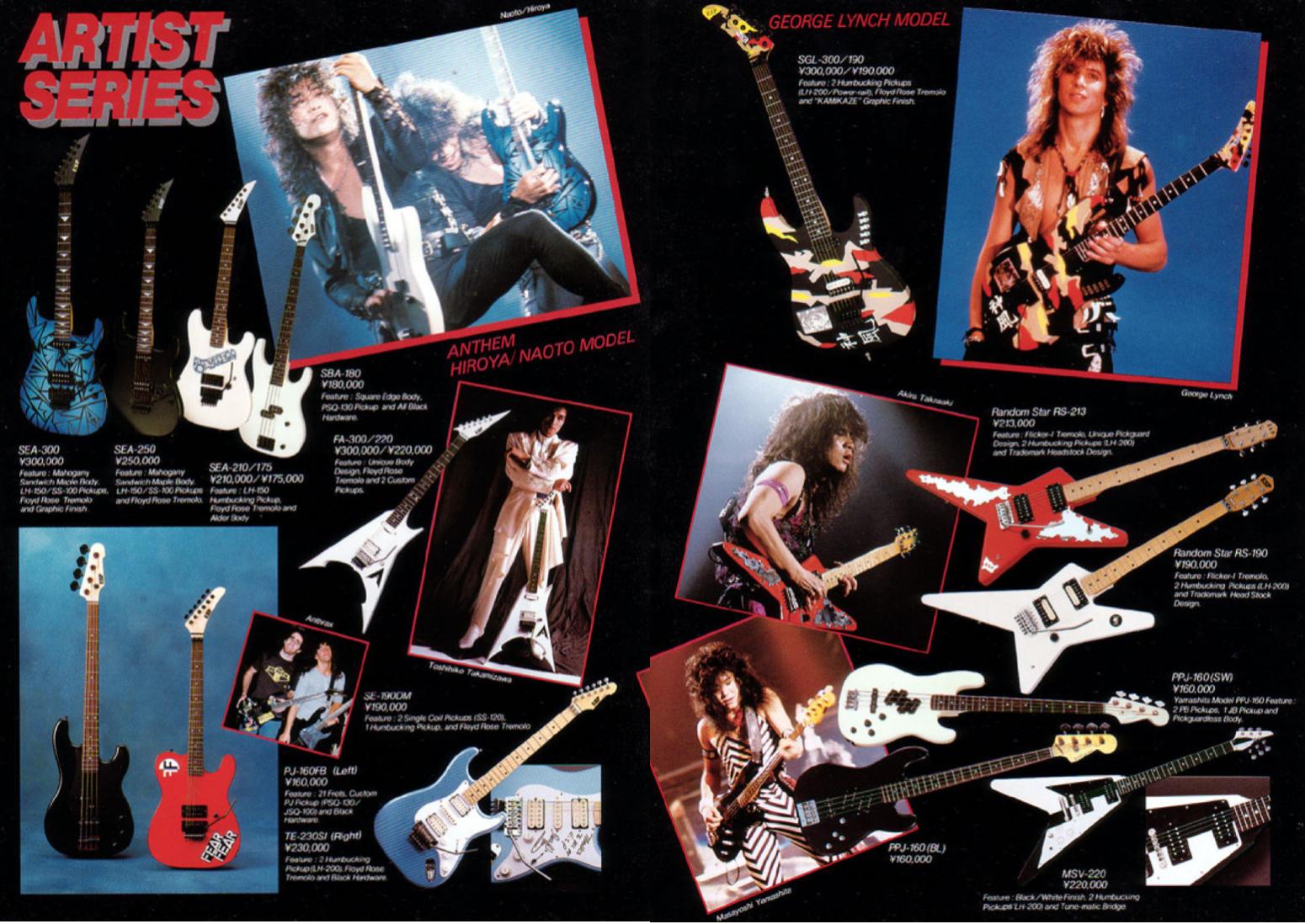 Catálogo 1987