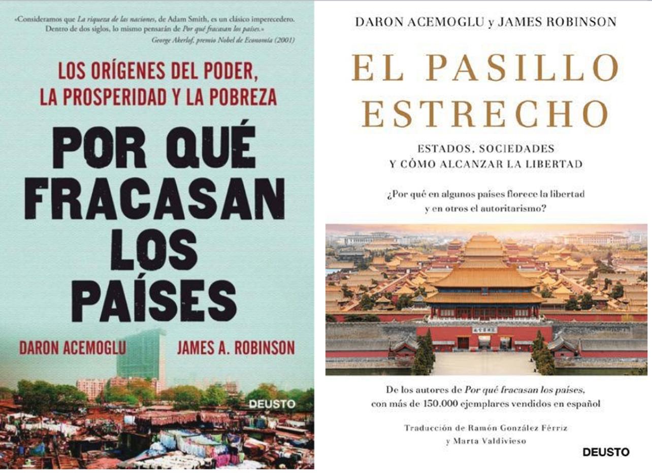 1-Daron Acemoglu y James A. Robinson: Economía, Instituciones y ...