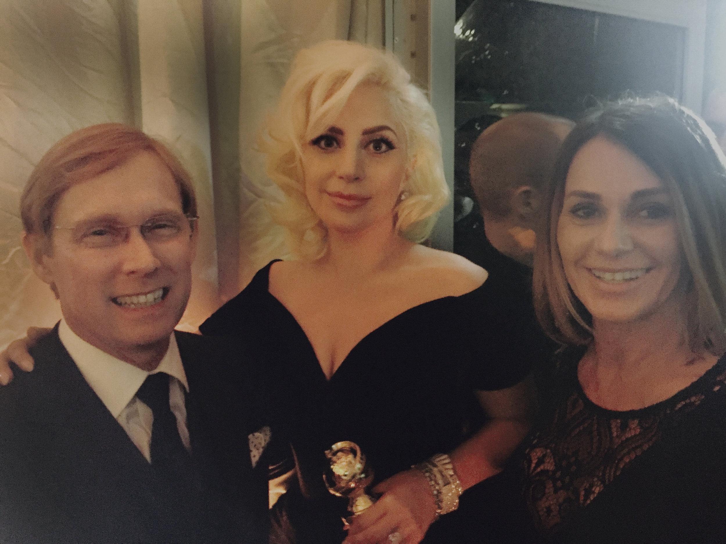 Lady Gaga with Bart Conner and Nadia Comaneci.jpg