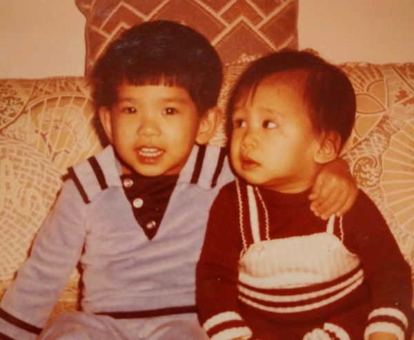 A-Game co-founders: Gary and Derek Fung