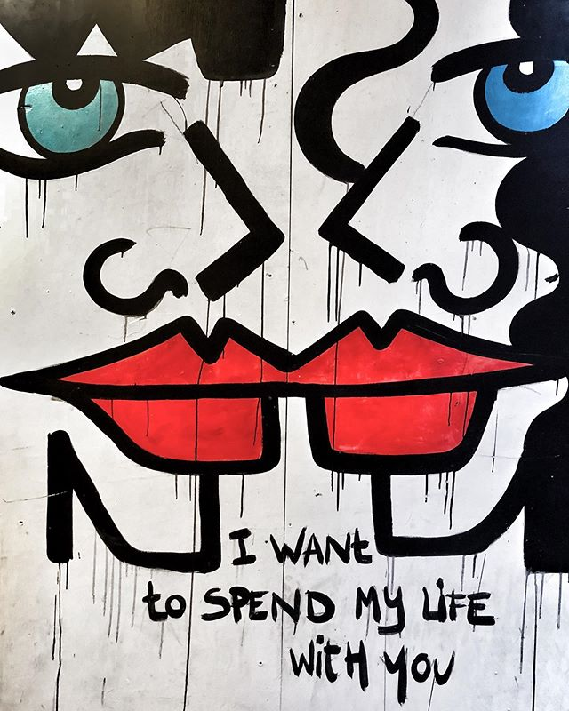 It's t r u e 💋 I do Artist: @annalauriniblue