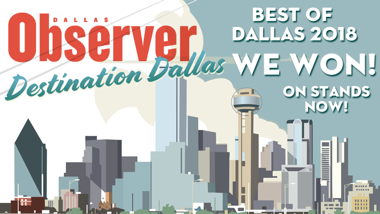 We won… - BEST OF DALLAS 2018 for EYELASH EXTENSIONSTHANKS TO YOU!