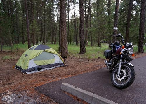 Rexford Campground, Montana