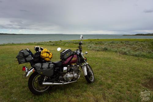 Flat Lake Recreation Area, Fort Peck Lake, Montana