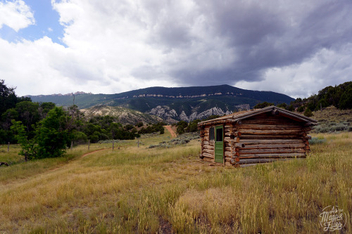 Lockhart Ranch, Bighorn Canyon National Recreation Area, MT/WY