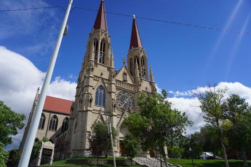 St Helena Cathedral, Helena, Montana